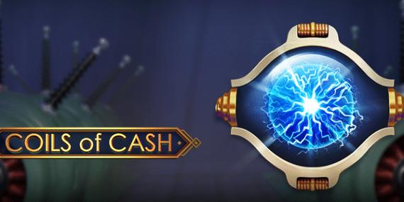 coils of cash slot review