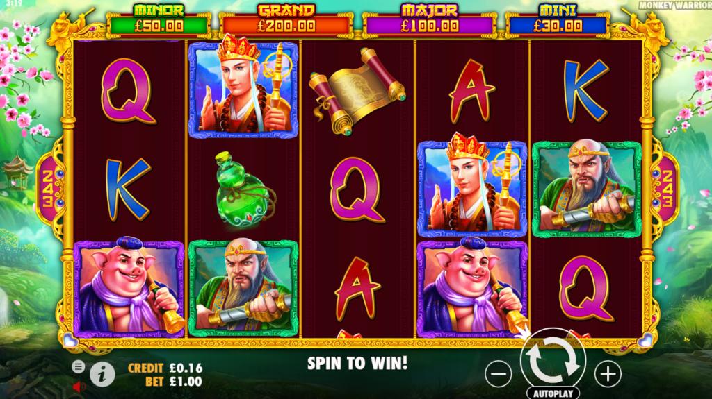 Real las vegas slots online free