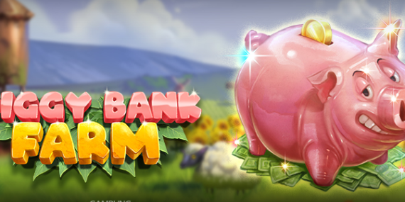 Piggy Bank Farm Slot Review - Play'n Go