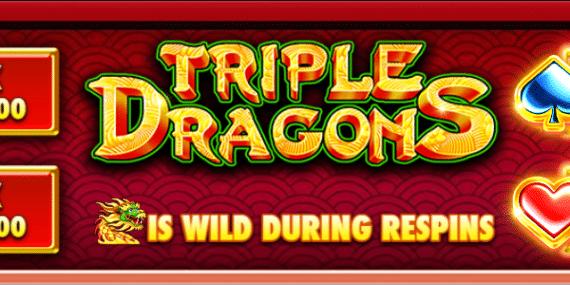 Triple Dragons Slot Review - Pragmatic Play