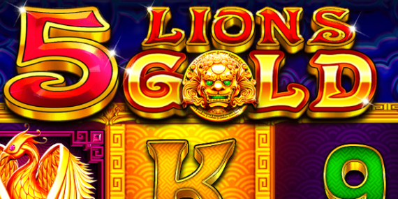 5 Lions Gold Slot Review - Pragmatic Play