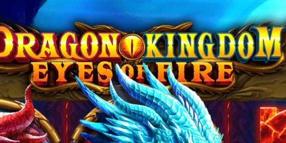Dragon Kingdom Eyes Of Fire Slot Review - Pragmatic Play