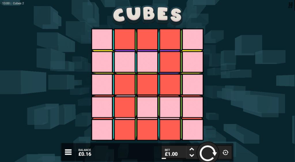 Cubes 2 Slot Review Hacksaw Gaming Visuals Symbols Bonus Volatile