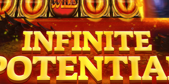Dragon's Fire Infinireels Slot Review - Red Tiger Gaming