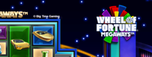Wheel of Fortune Megaways Slot Review - Big Time Gaming
