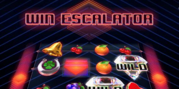 Win Escalator Slot Review - Red Tiger Gaming