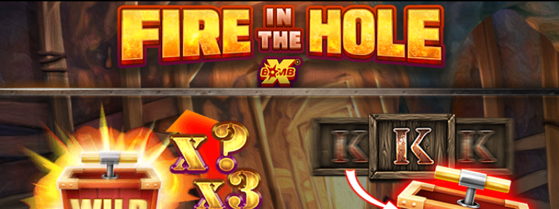 Fire In The Hole xBomb Slot Review - Nolimit City