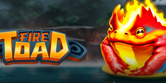 Fire Toad Slot Review - Play'n Go
