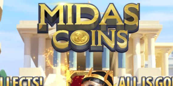 Midas Coins Slot Review - Quickspin