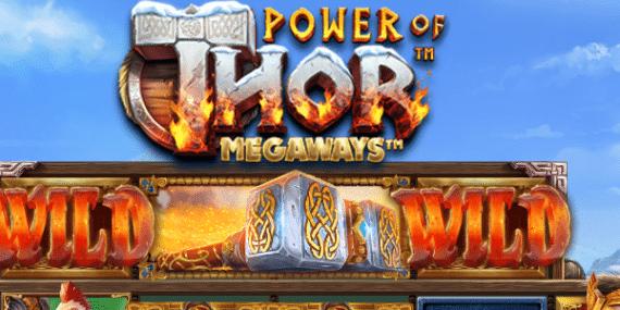 Power Of Thor Megaways Slot Review - Pragmatic Play