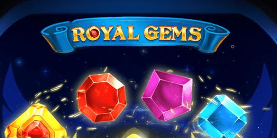 Royal Gems Slot Review - Red Tiger Gaming