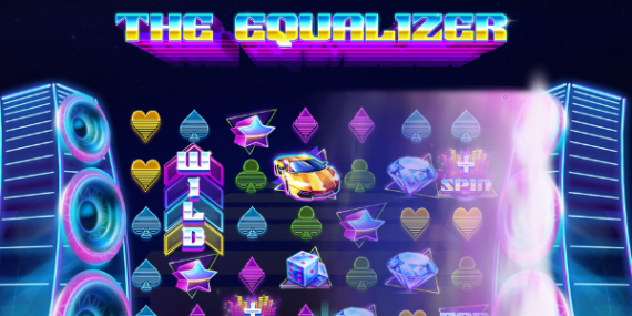 The Equalizer Slot Review - Red tiger Gaming