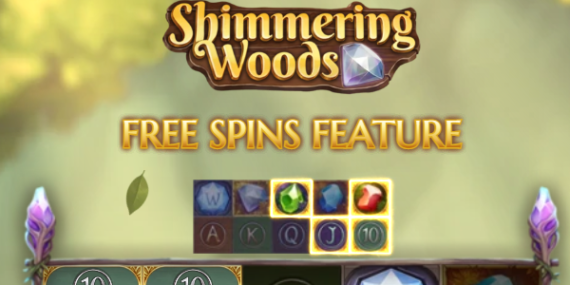 The Shimmering Woods Slot Review - Play'n Go