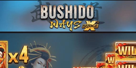 Bushido Ways xNudge Slot Review - Nolimit City