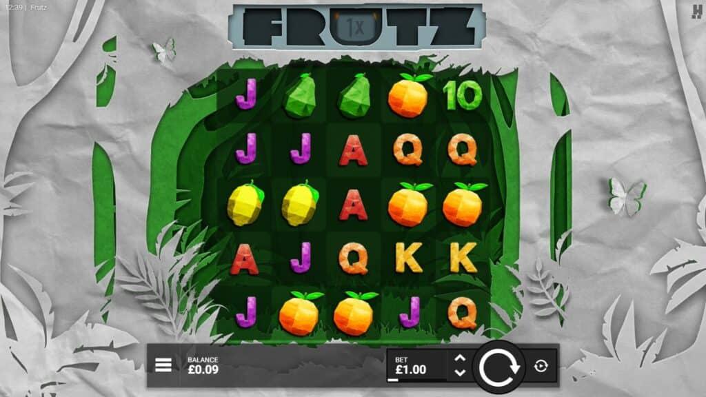 Frutz Slot Review Hacksaw Gaming Visuals Symbols Bonus Casino
