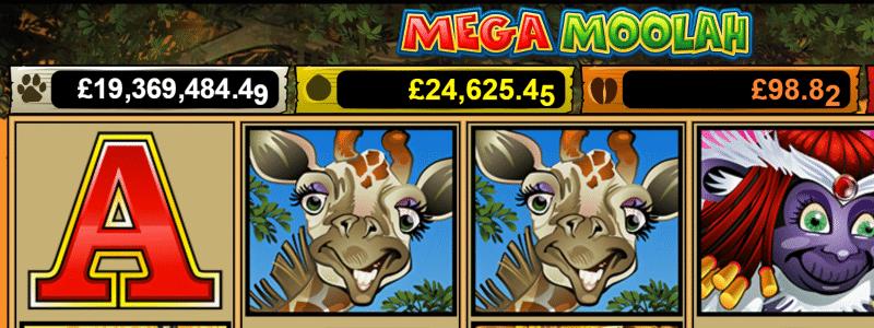 Mega Moolah Jackpot Close To 20 Million