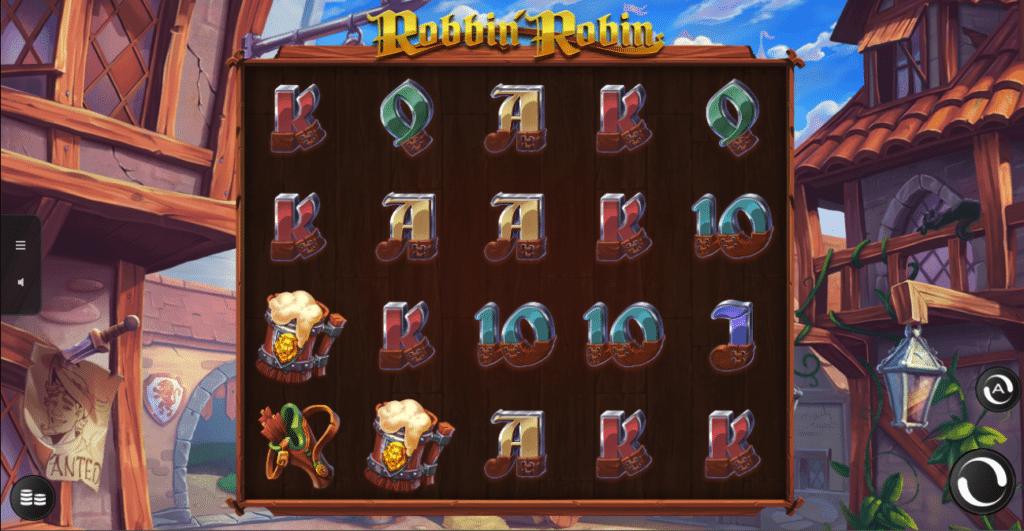 Robbin Robin Slot Review  Iron Dog Studio Visuals Symbols Casino Bonus