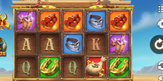 Sticky Bandits 3 Most Wanted Slot Review - Quickspin