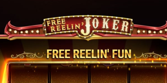 Free Reelin' Joker Slot Review - Play'n Go