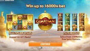 Guardian Of Athens Slot Review - Quickspin