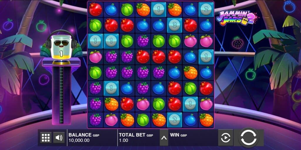 Jammin' Jars 2 Slot Review Push Gaming Visuals Bonus Features Casino