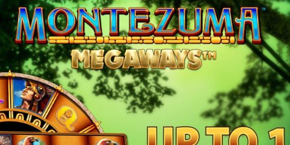 montezuma megaways title