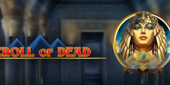 Scroll Of Dead Slot Review - Play'n Go