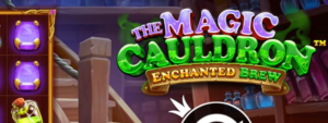 The Magic Cauldron Enchanted Brew Slot Review - Pragmatic Play