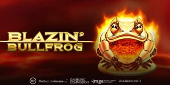 Blazin' Frog Slot Review - Play'n Go