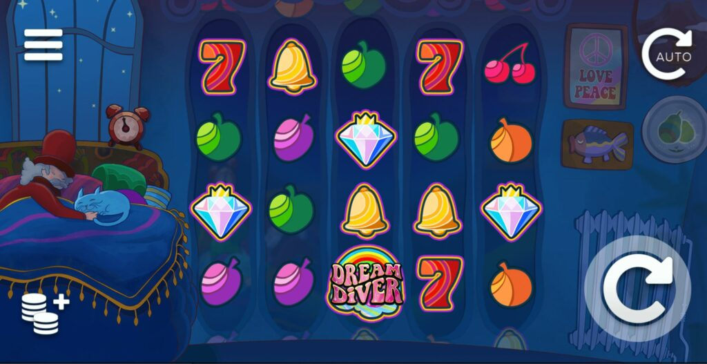 Dream Diver Slot Review ELK Studios Visuals Symbols Casino Bonus Volatile