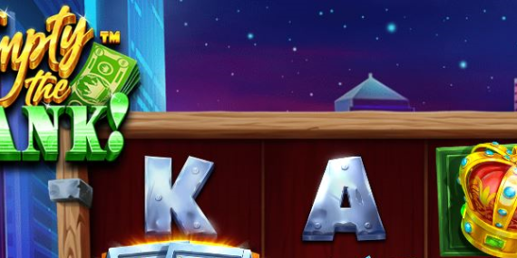 Empty The Bank Slot Review - Pragmatic Play