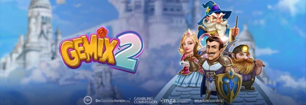 gemix 2 title