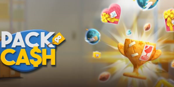 Pack & Cash Slot Review - Play'n Go