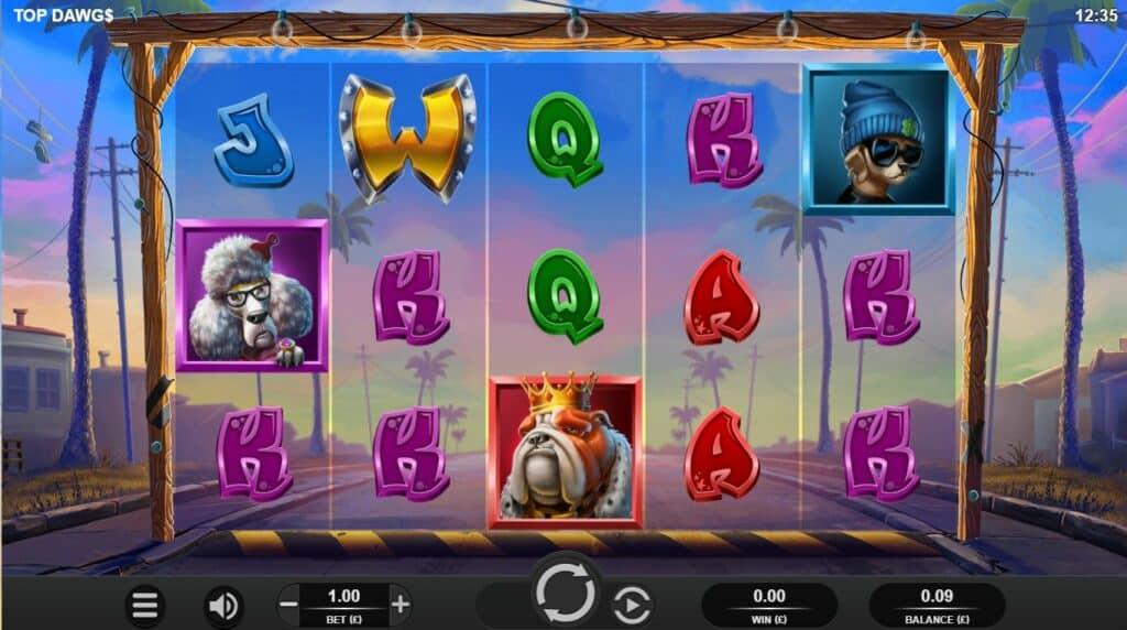 Top Dawg$ Slot Review  Relax Gaming Visuals Symbols Bonus Volatile