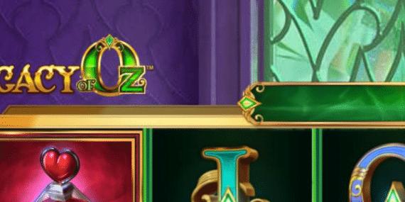 Legacy Of Oz Slot Review - Triple Edge Studios