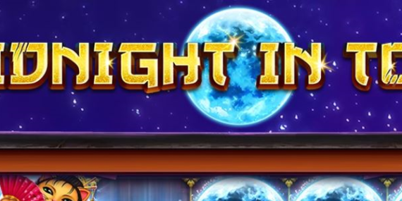 Midnight In Tokyo Slot Review - Wazdan