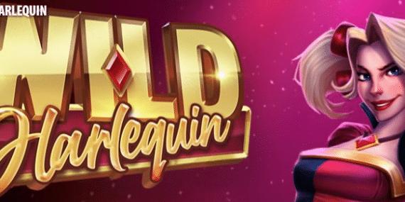 Wild Harlequin Slot Review - Quickspin