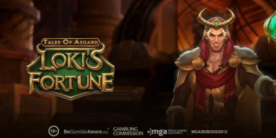 Tales Of Asgard Loki's Fortune Slot Review - Play'n Go